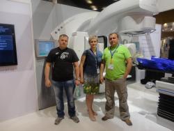 Компания БИОСЕНС приняла участие в ежегодной конференции ESTRO 31 в Барселоне